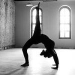préparateur mental et danseuse qui fait le pont